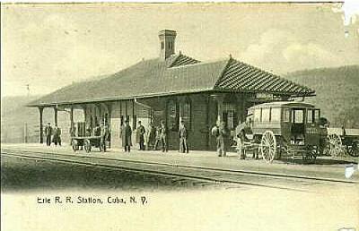 Cuba-Erie-Station